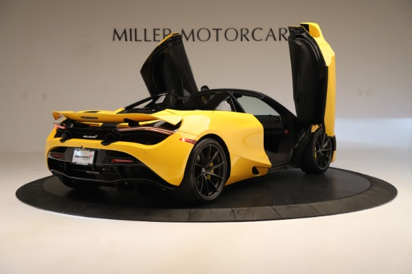 New 2020 McLaren 720S SPIDER Convertible for sale Sold at Bugatti of Greenwich in Greenwich CT 06830 21