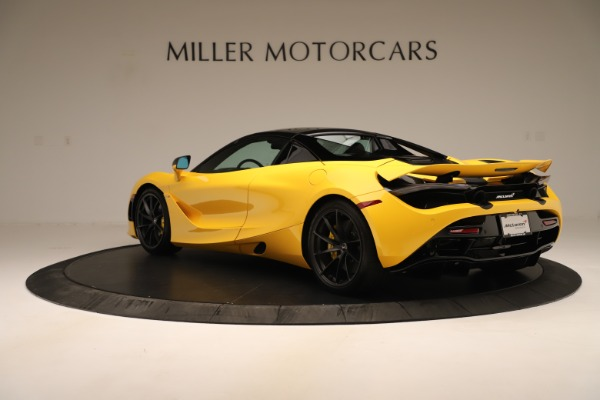 New 2020 McLaren 720S SPIDER Convertible for sale Sold at Bugatti of Greenwich in Greenwich CT 06830 4