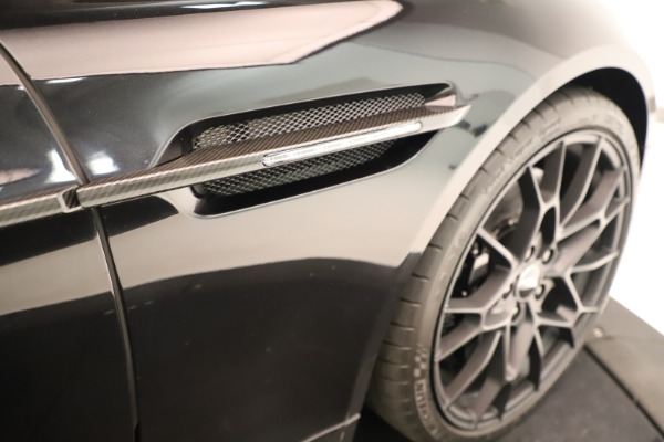 New 2019 Aston Martin Rapide V12 AMR for sale Sold at Bugatti of Greenwich in Greenwich CT 06830 27