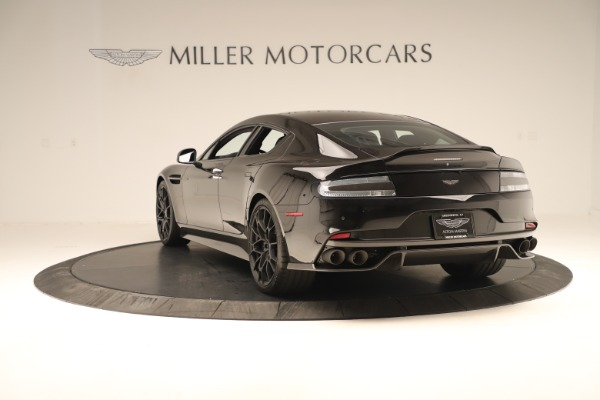 New 2019 Aston Martin Rapide V12 AMR for sale Sold at Bugatti of Greenwich in Greenwich CT 06830 4