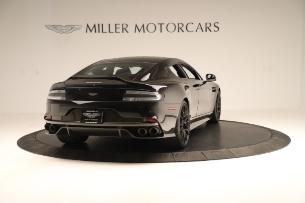 New 2019 Aston Martin Rapide V12 AMR for sale Sold at Bugatti of Greenwich in Greenwich CT 06830 6