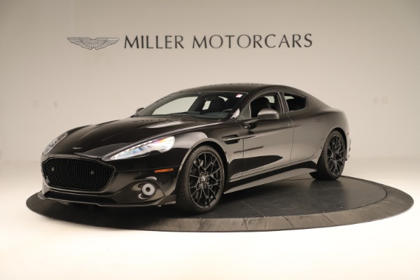 New 2019 Aston Martin Rapide V12 AMR for sale Sold at Bugatti of Greenwich in Greenwich CT 06830 1