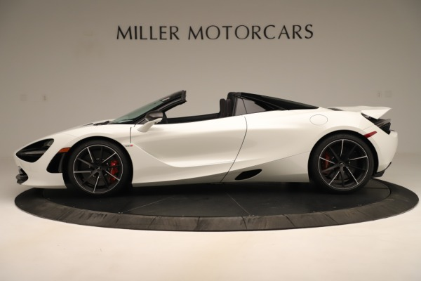 New 2020 McLaren 720S SPIDER Convertible for sale Sold at Bugatti of Greenwich in Greenwich CT 06830 11
