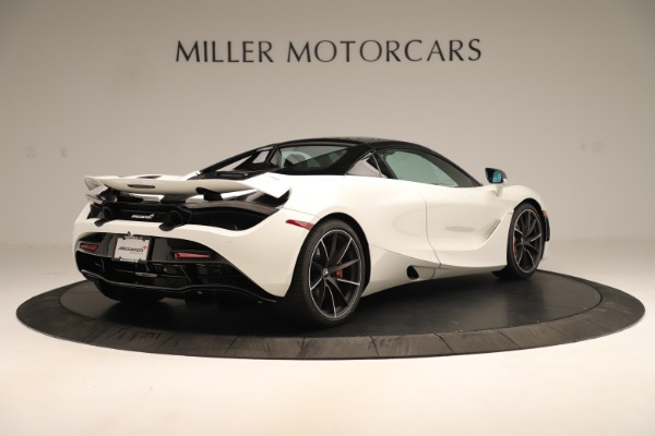 New 2020 McLaren 720S SPIDER Convertible for sale Sold at Bugatti of Greenwich in Greenwich CT 06830 6