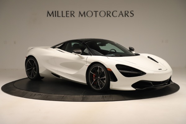 New 2020 McLaren 720S SPIDER Convertible for sale Sold at Bugatti of Greenwich in Greenwich CT 06830 8
