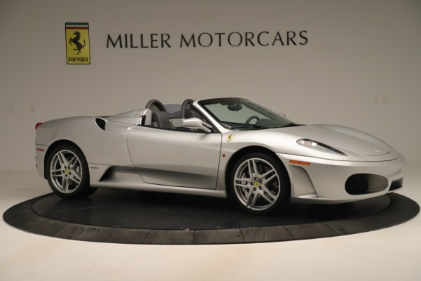 Used 2008 Ferrari F430 Spider for sale $125,900 at Bugatti of Greenwich in Greenwich CT 06830 10