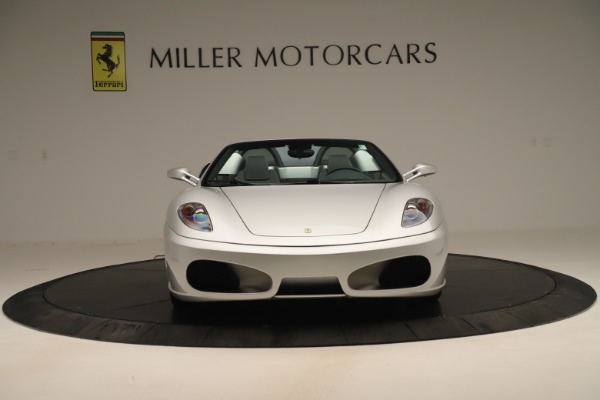Used 2008 Ferrari F430 Spider for sale $125,900 at Bugatti of Greenwich in Greenwich CT 06830 12