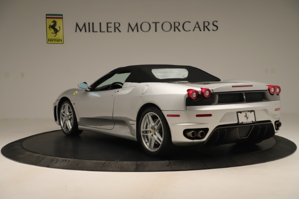 Used 2008 Ferrari F430 Spider for sale $125,900 at Bugatti of Greenwich in Greenwich CT 06830 13
