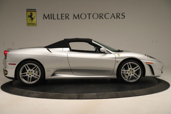Used 2008 Ferrari F430 Spider for sale $125,900 at Bugatti of Greenwich in Greenwich CT 06830 15