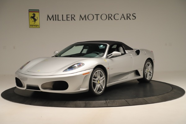 Used 2008 Ferrari F430 Spider for sale $125,900 at Bugatti of Greenwich in Greenwich CT 06830 17