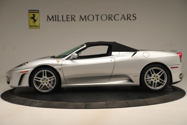 Used 2008 Ferrari F430 Spider for sale $125,900 at Bugatti of Greenwich in Greenwich CT 06830 18