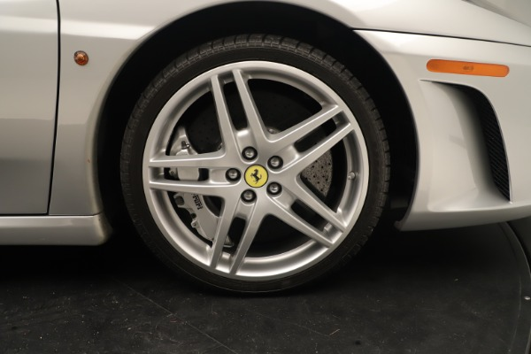 Used 2008 Ferrari F430 Spider for sale $125,900 at Bugatti of Greenwich in Greenwich CT 06830 19