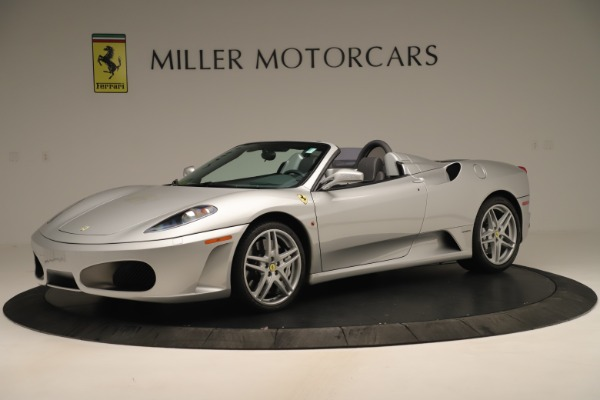 Used 2008 Ferrari F430 Spider for sale $125,900 at Bugatti of Greenwich in Greenwich CT 06830 2