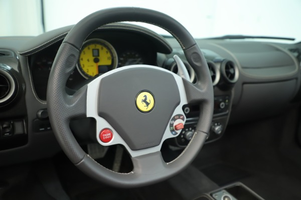 Used 2008 Ferrari F430 Spider for sale $125,900 at Bugatti of Greenwich in Greenwich CT 06830 28