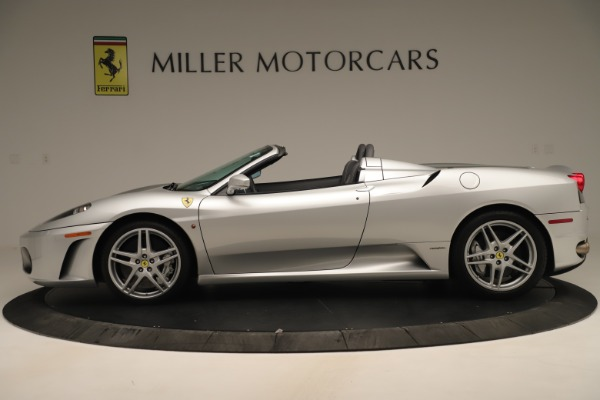 Used 2008 Ferrari F430 Spider for sale $125,900 at Bugatti of Greenwich in Greenwich CT 06830 3