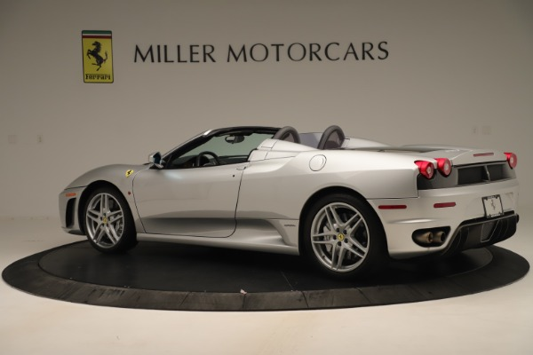 Used 2008 Ferrari F430 Spider for sale $125,900 at Bugatti of Greenwich in Greenwich CT 06830 4