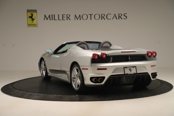 Used 2008 Ferrari F430 Spider for sale $125,900 at Bugatti of Greenwich in Greenwich CT 06830 5