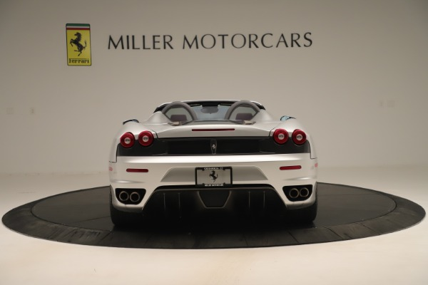 Used 2008 Ferrari F430 Spider for sale $125,900 at Bugatti of Greenwich in Greenwich CT 06830 6