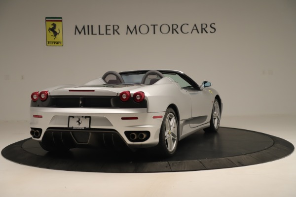 Used 2008 Ferrari F430 Spider for sale $125,900 at Bugatti of Greenwich in Greenwich CT 06830 7