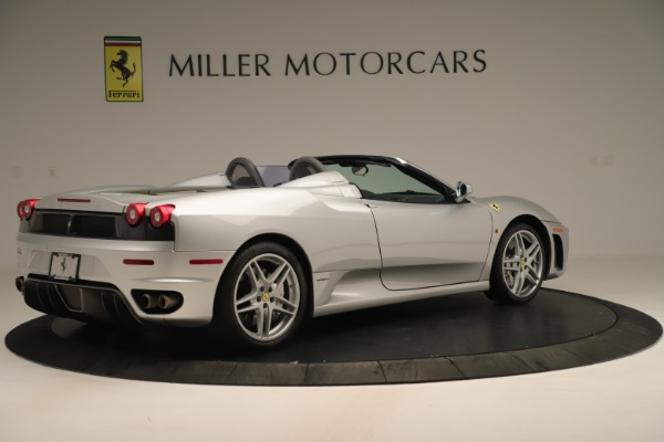 Used 2008 Ferrari F430 Spider for sale $125,900 at Bugatti of Greenwich in Greenwich CT 06830 8