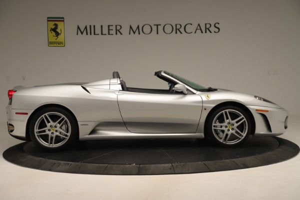 Used 2008 Ferrari F430 Spider for sale $125,900 at Bugatti of Greenwich in Greenwich CT 06830 9