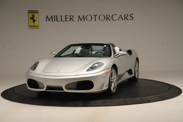 Used 2008 Ferrari F430 Spider for sale $125,900 at Bugatti of Greenwich in Greenwich CT 06830 1