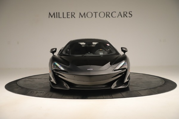 New 2019 McLaren 600LT Coupe for sale $278,790 at Bugatti of Greenwich in Greenwich CT 06830 11