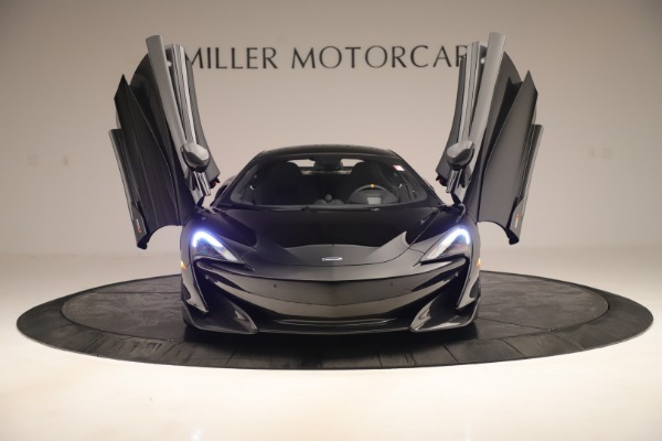 Used 2019 McLaren 600LT Luxury for sale Call for price at Bugatti of Greenwich in Greenwich CT 06830 12