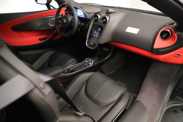 Used 2019 McLaren 600LT Luxury for sale Call for price at Bugatti of Greenwich in Greenwich CT 06830 23