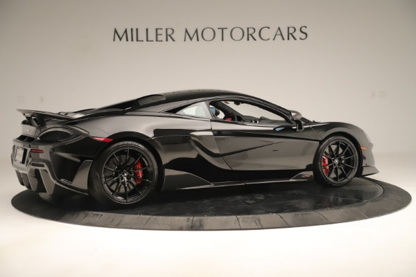 New 2019 McLaren 600LT Coupe for sale $278,790 at Bugatti of Greenwich in Greenwich CT 06830 7