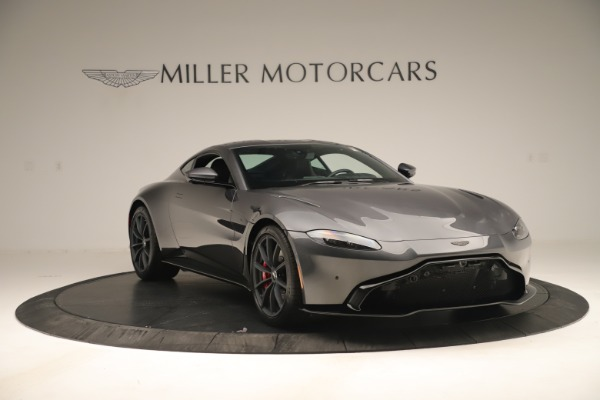 New 2020 Aston Martin Vantage Coupe for sale Sold at Bugatti of Greenwich in Greenwich CT 06830 10