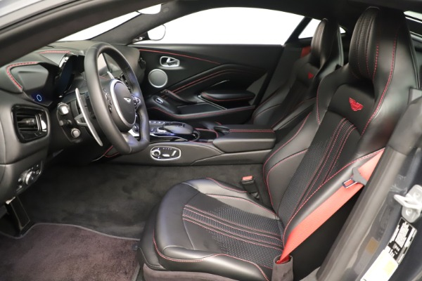 New 2020 Aston Martin Vantage Coupe for sale Sold at Bugatti of Greenwich in Greenwich CT 06830 13