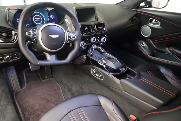 New 2020 Aston Martin Vantage Coupe for sale Sold at Bugatti of Greenwich in Greenwich CT 06830 14