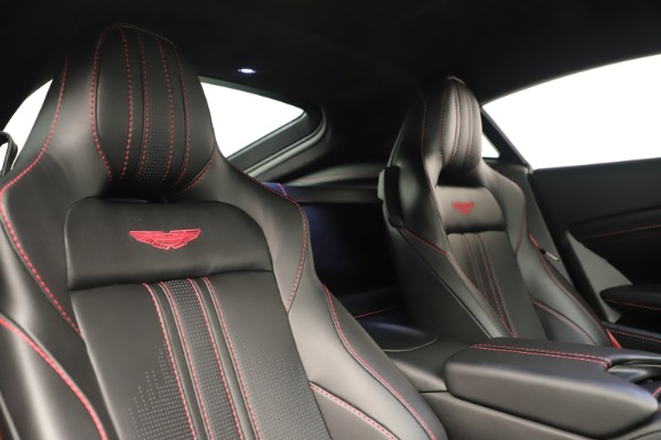 New 2020 Aston Martin Vantage Coupe for sale Sold at Bugatti of Greenwich in Greenwich CT 06830 17