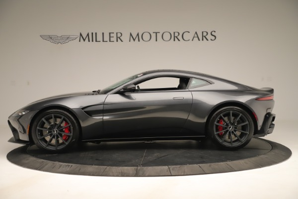 New 2020 Aston Martin Vantage Coupe for sale Sold at Bugatti of Greenwich in Greenwich CT 06830 2