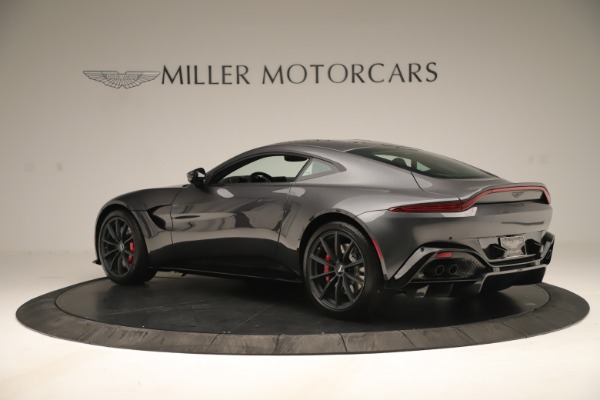 New 2020 Aston Martin Vantage Coupe for sale Sold at Bugatti of Greenwich in Greenwich CT 06830 3