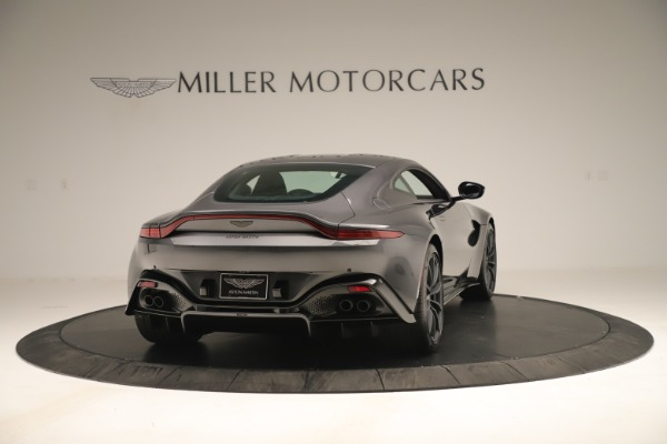 New 2020 Aston Martin Vantage Coupe for sale Sold at Bugatti of Greenwich in Greenwich CT 06830 6