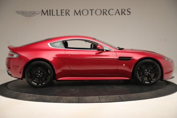 Used 2011 Aston Martin V12 Vantage Coupe for sale Sold at Bugatti of Greenwich in Greenwich CT 06830 11