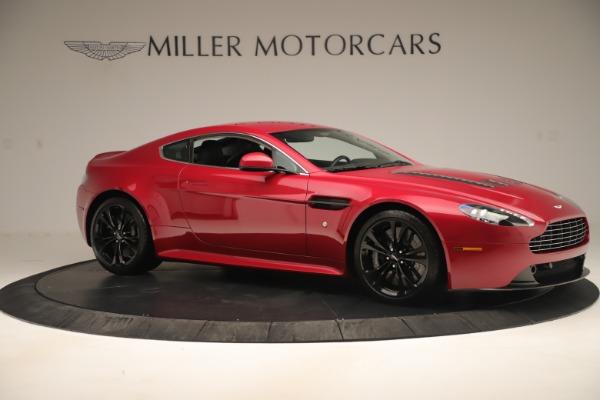 Used 2011 Aston Martin V12 Vantage Coupe for sale Sold at Bugatti of Greenwich in Greenwich CT 06830 13