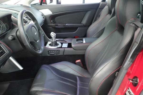 Used 2011 Aston Martin V12 Vantage Coupe for sale Sold at Bugatti of Greenwich in Greenwich CT 06830 18