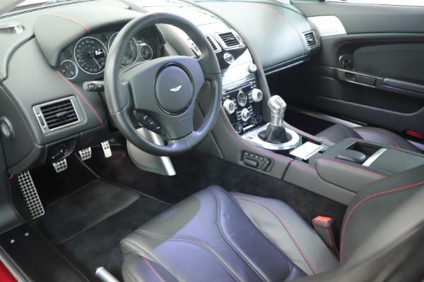 Used 2011 Aston Martin V12 Vantage Coupe for sale Sold at Bugatti of Greenwich in Greenwich CT 06830 20