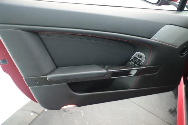 Used 2011 Aston Martin V12 Vantage Coupe for sale Sold at Bugatti of Greenwich in Greenwich CT 06830 22