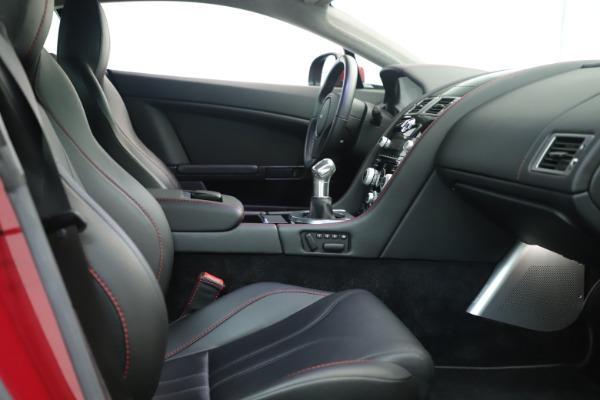 Used 2011 Aston Martin V12 Vantage Coupe for sale Sold at Bugatti of Greenwich in Greenwich CT 06830 28