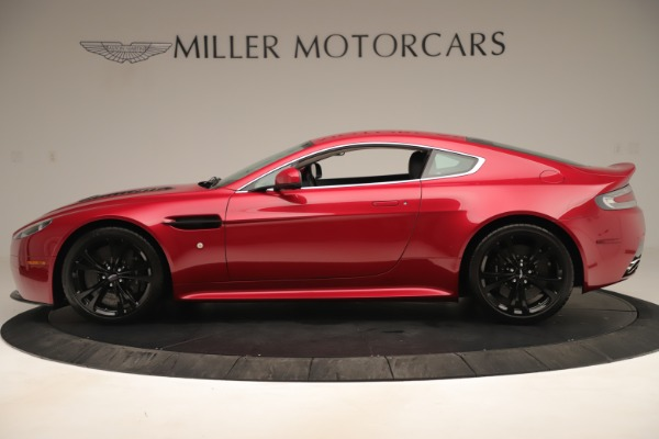 Used 2011 Aston Martin V12 Vantage Coupe for sale Sold at Bugatti of Greenwich in Greenwich CT 06830 3