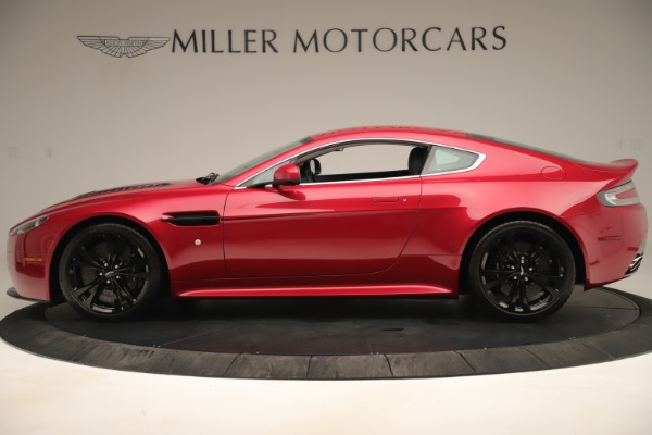 Used 2011 Aston Martin V12 Vantage Coupe for sale Sold at Bugatti of Greenwich in Greenwich CT 06830 4
