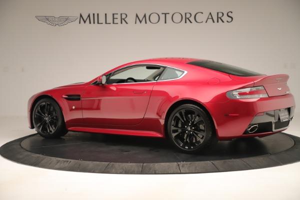 Used 2011 Aston Martin V12 Vantage Coupe for sale Sold at Bugatti of Greenwich in Greenwich CT 06830 5