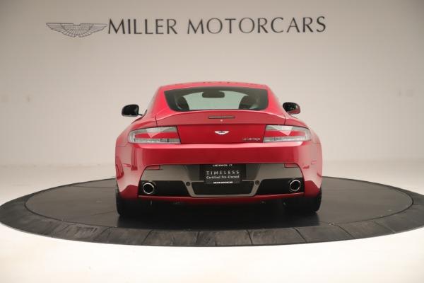 Used 2011 Aston Martin V12 Vantage Coupe for sale Sold at Bugatti of Greenwich in Greenwich CT 06830 8