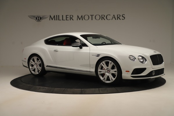 Used 2016 Bentley Continental GT V8 S for sale Sold at Bugatti of Greenwich in Greenwich CT 06830 10