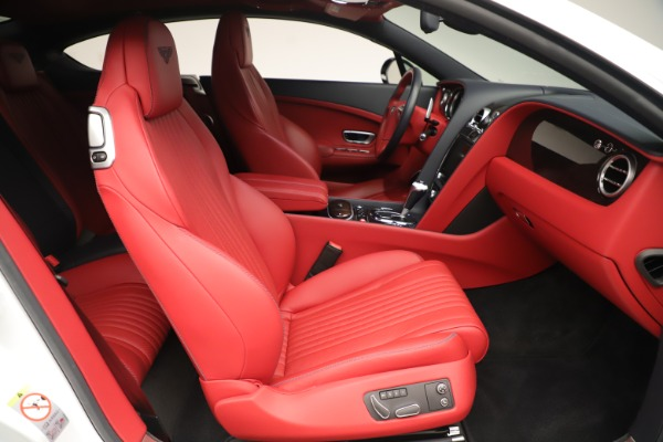 Used 2016 Bentley Continental GT V8 S for sale Sold at Bugatti of Greenwich in Greenwich CT 06830 25