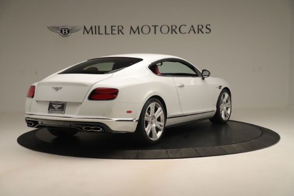 Used 2016 Bentley Continental GT V8 S for sale Sold at Bugatti of Greenwich in Greenwich CT 06830 7